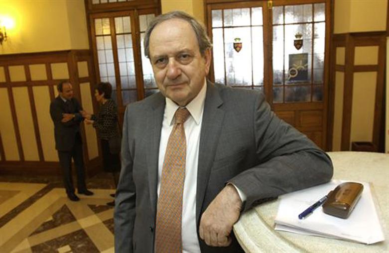 Francisco Javier Aríztegui, subgobernador banco españa