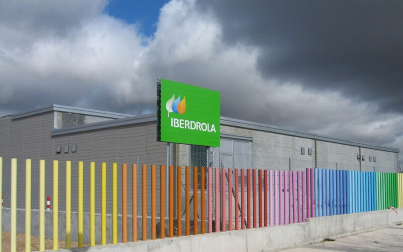 Iberdrola subestación Zambrana, Valladolid