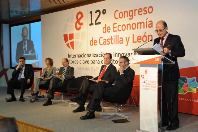 congreso economía, internacionalización
