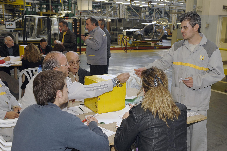 elecciones sindicales renault