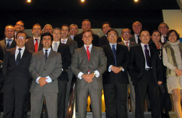Reunión anual de directores de hoteles del grupo Hotasa.
