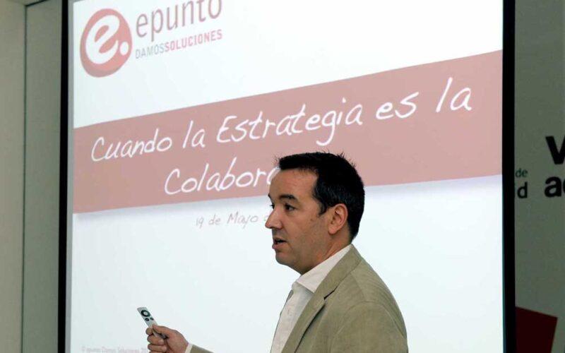 Emilio del Prado, CEO de Epunto.