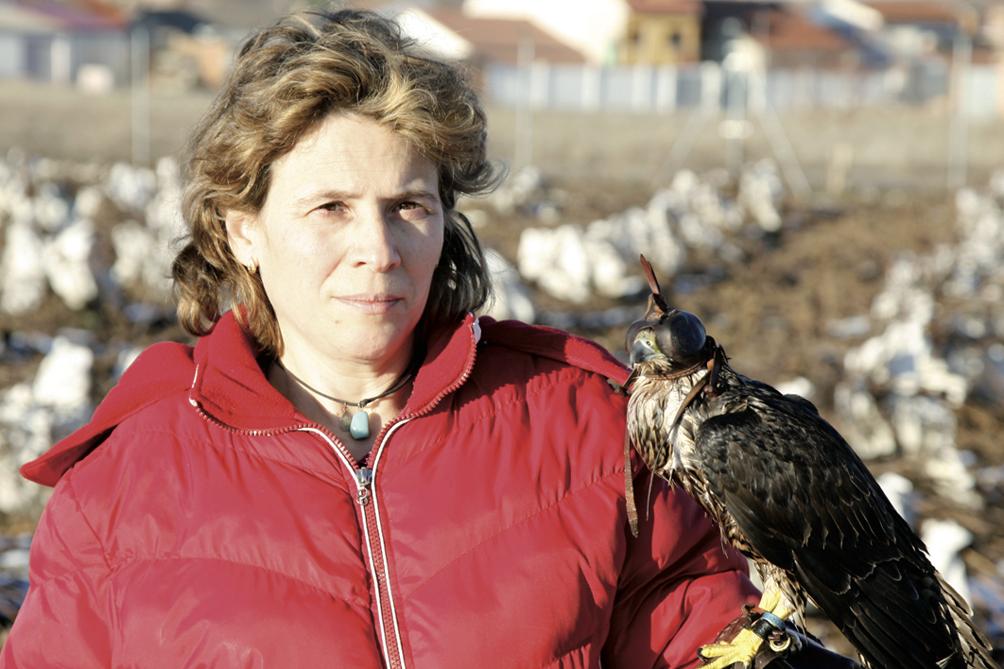 Alicia Vidal, directora de Bodegas Vidal Soblechero.