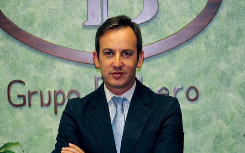 Alfonso Barbero, director gerente del Grupo Barbero.