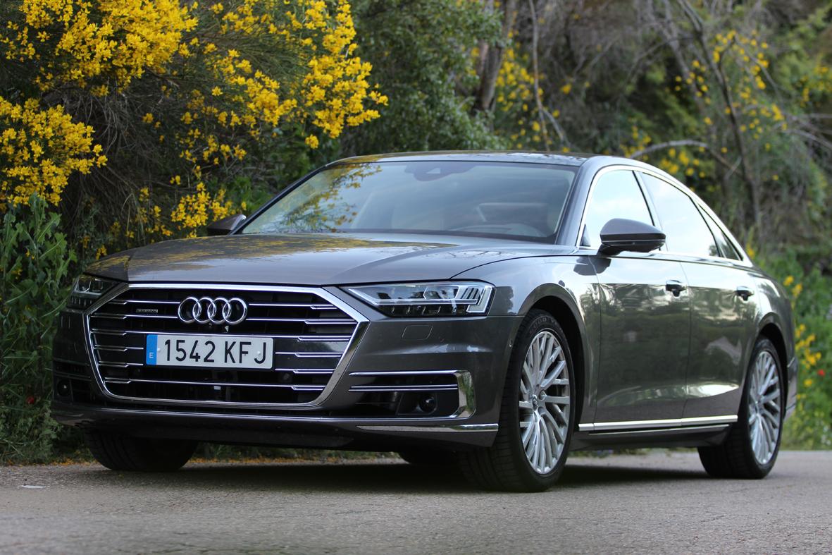 Audi A8 3.0 TDI.
