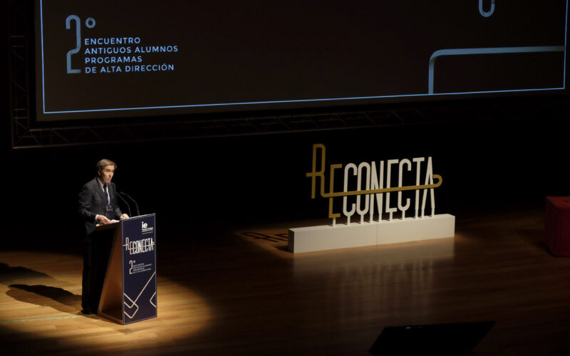 Francisco Ruiz del Toro, director del programa AMP del IE en Castilla y León.