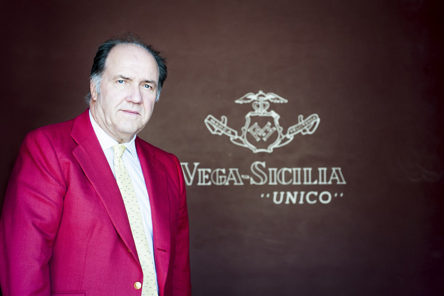 Pablo Álvarez, consejero delegado de Tempos Vega Sicilia.