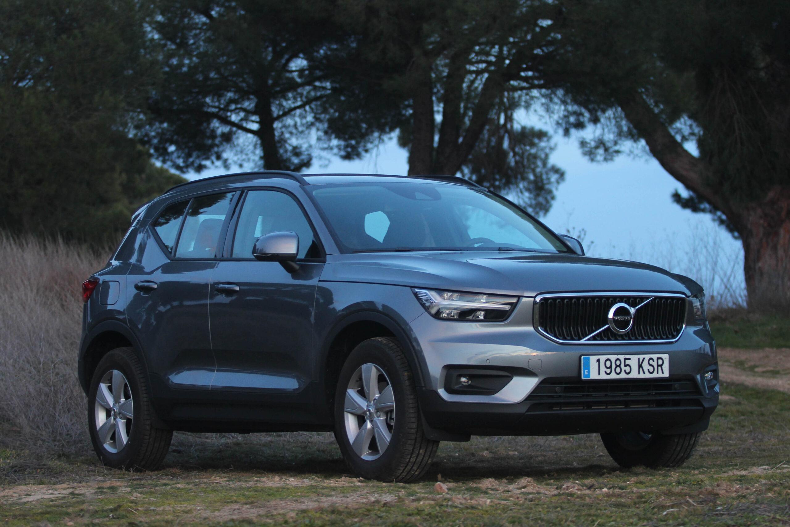 Volvo XC40 T3 es el hermano menor de los XC 60 y 90 de la firma sueca.