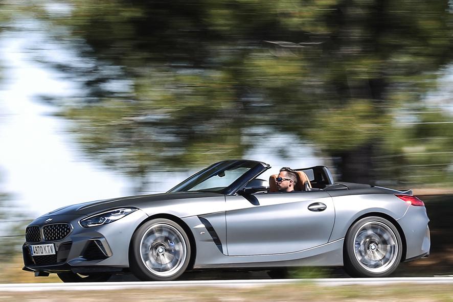 El nuevo BMW Z4.