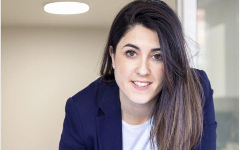 Carolina Sánchez Camarón, fundadora de Comodoos Interiores.