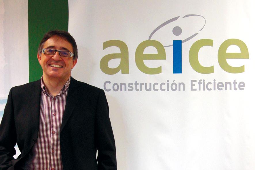 Enrique Cobreros, director de Aeice.