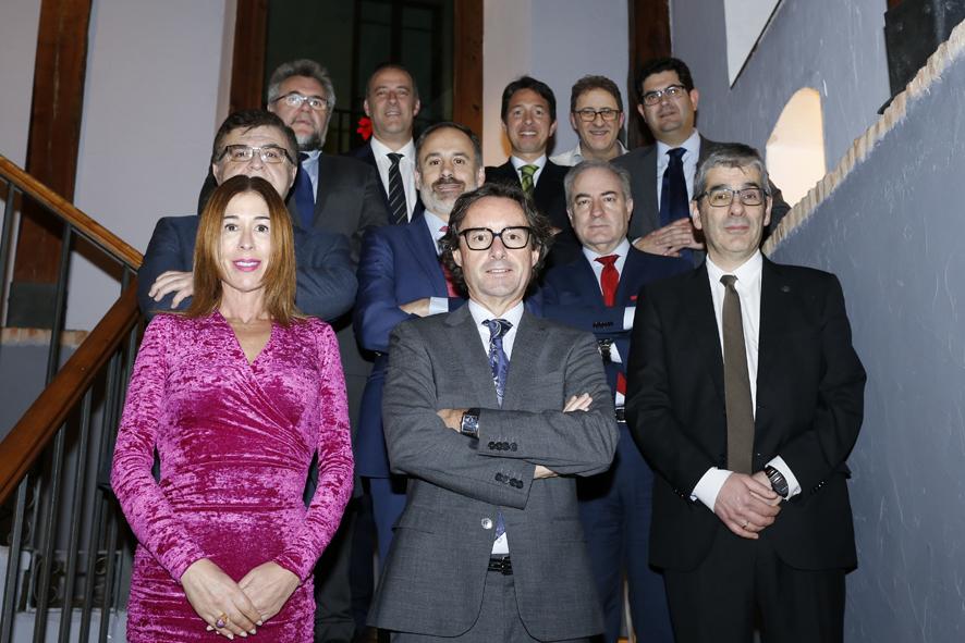 Miembros del jurado de los V Premios Transformación Digital de Castilla y León E