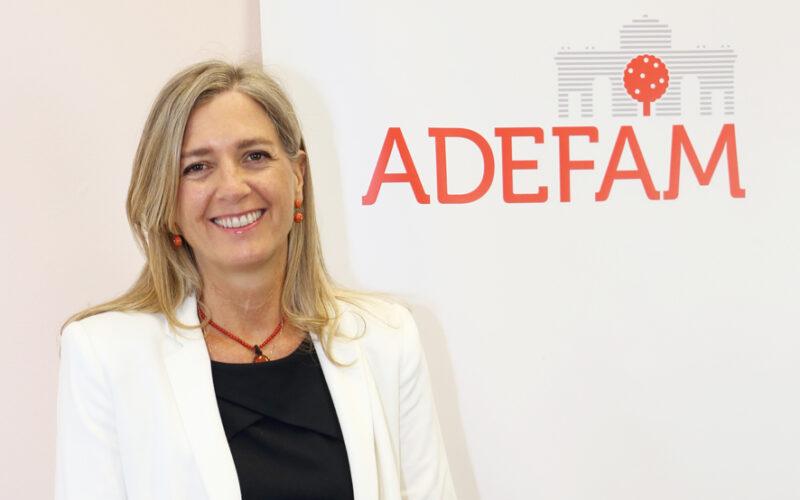 Victoria Plantalamor Contreras, nueva presidenta de Adefam.