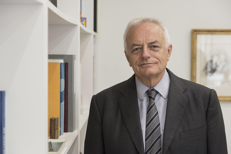 Gerardo Gutiérrez, presidente del Grupo Incosa y XIV Premio de Honor Castilla y
