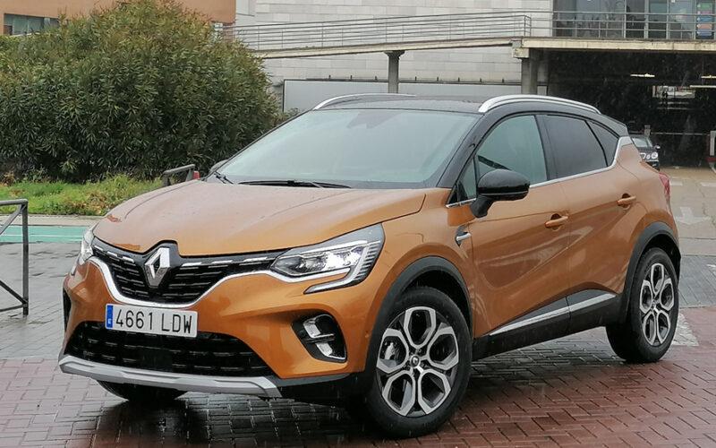 Renault Captur II.