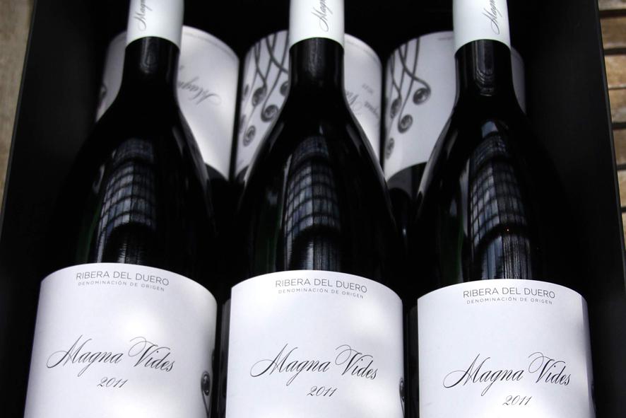 Magna Vides elabora hasta siete vinos diferentes de la añada 2019, pero de reduc