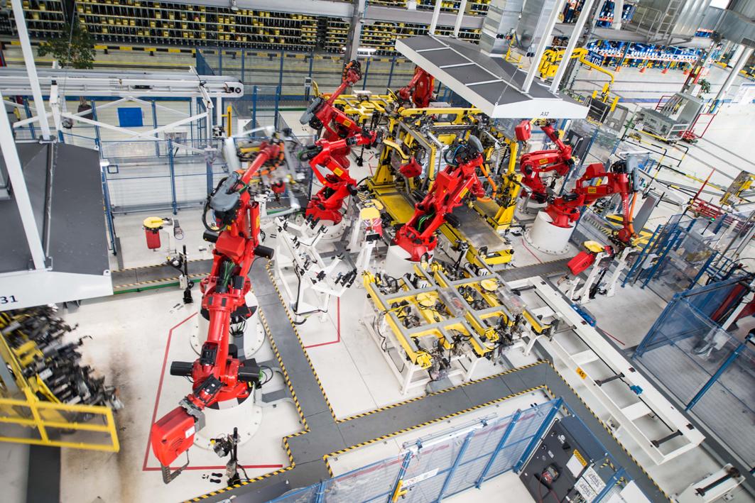 Factoría de Iveco en Valladolid.