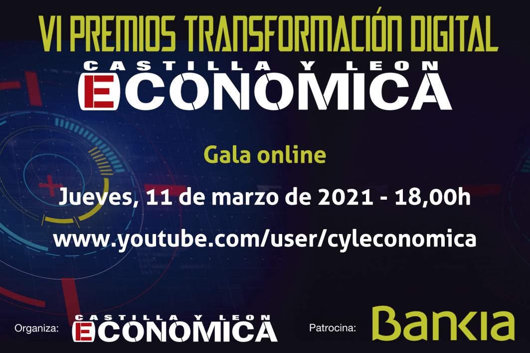 Bankia Premios Transformación Digital Junta Iveco Bodegas Vetus Music and Rock