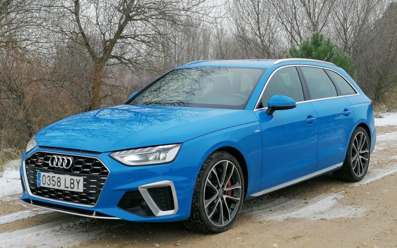 Audi S4, motor, automoción, diésel.