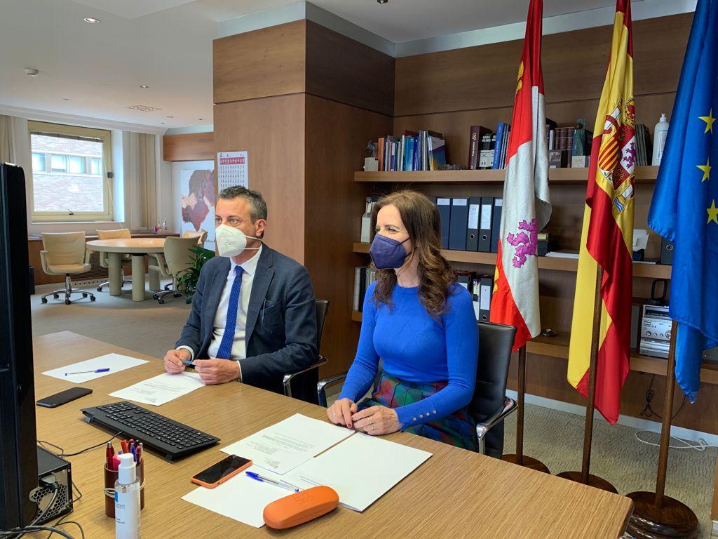 Carlota Amigo empleo trabajo empresas Castilla y León autónomos