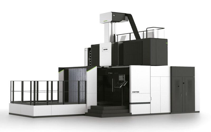 Grupo Correa, China, fresadoras, máquina herramienta, exportación, mercados.