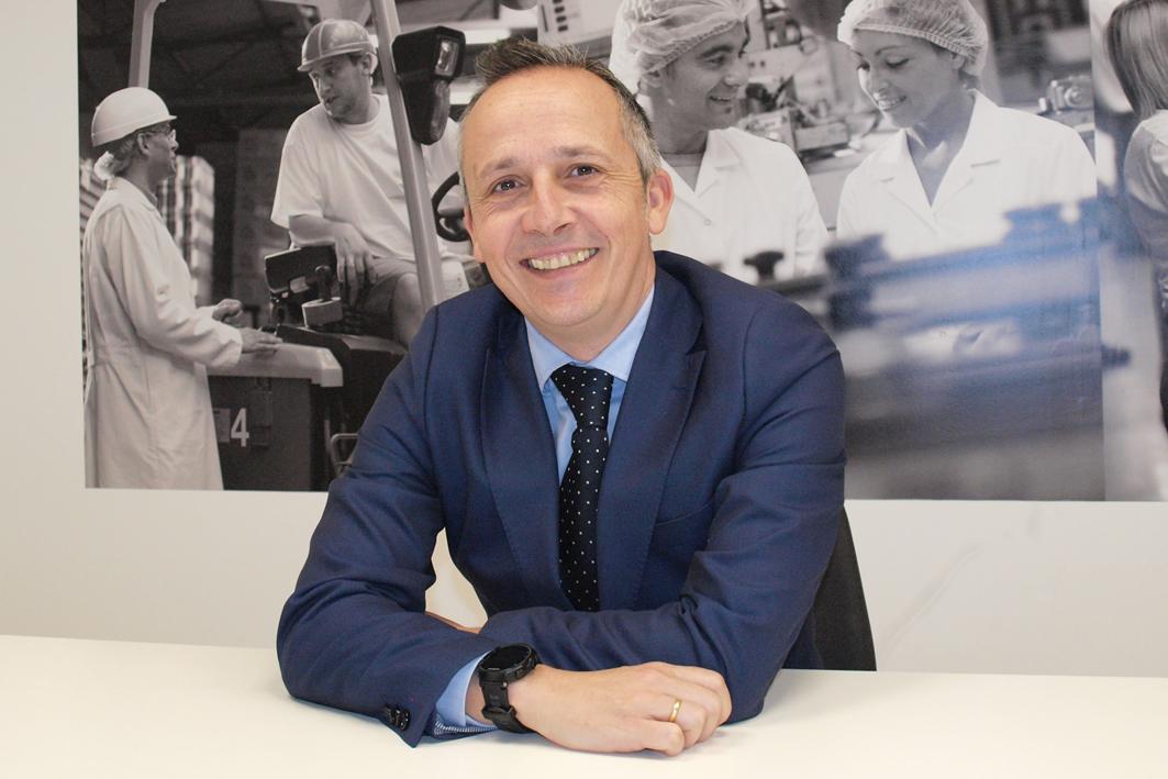 José Julián Nieto, director de Adecco en Castilla y León, Galicia y Asturias.