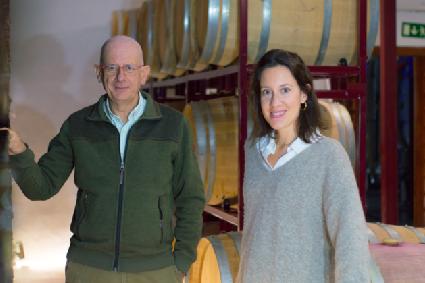 Cebreros vino bodega Huellas del Tiétar viñedos empresas economía Ávila