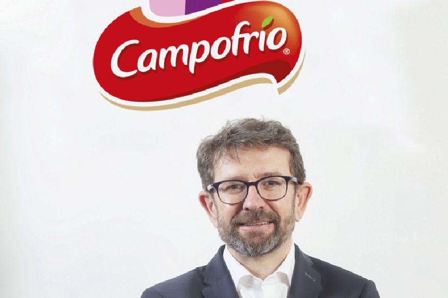 Javier Dueñas, CEO de Campofrío España, empresas, agroalimentación.