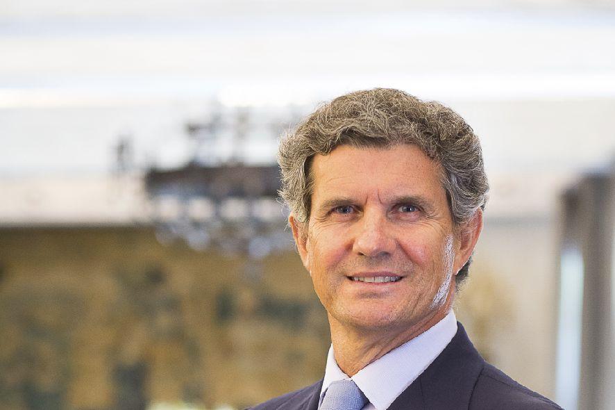 Francisco Riberas, presidente de Gestamp, empresas, automoción, innovación.