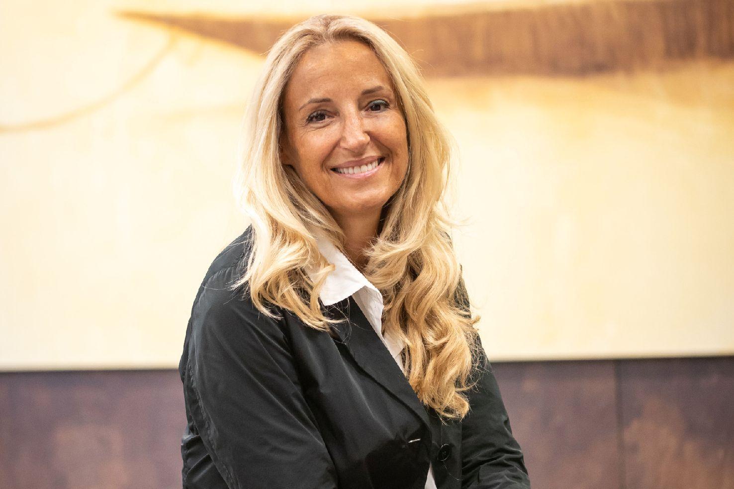 María Helena Antolín, vicepresidenta Grupo Antolín, automoción, empresa, empleo.