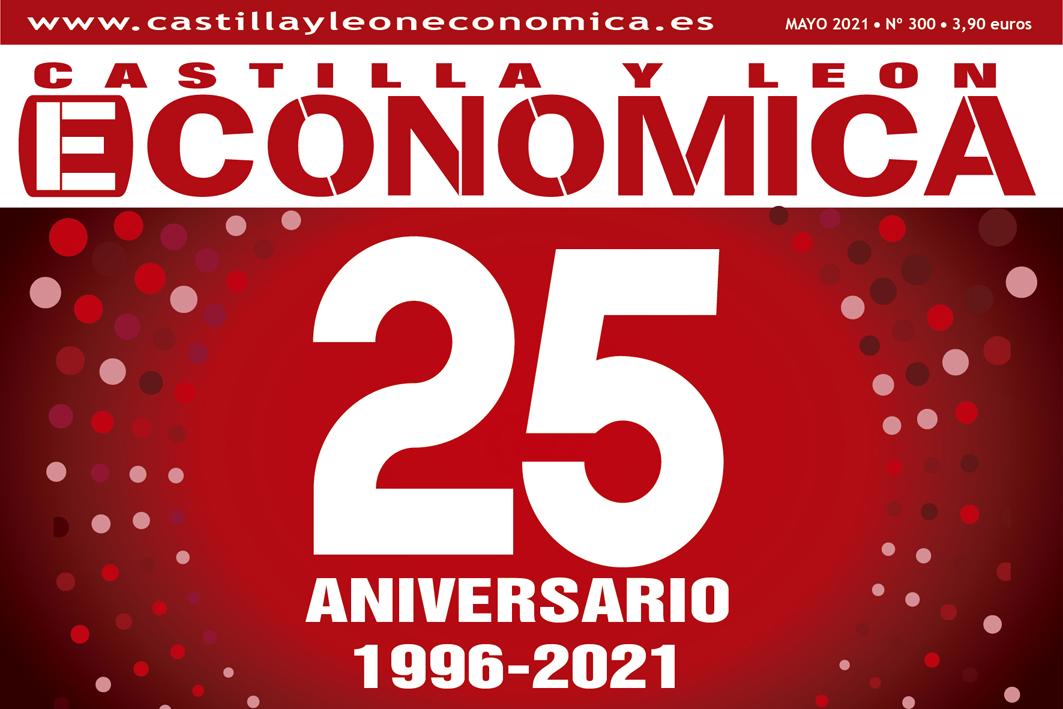 25 aniversario, castilla y León Económica, empresas, periodismo, prensa.