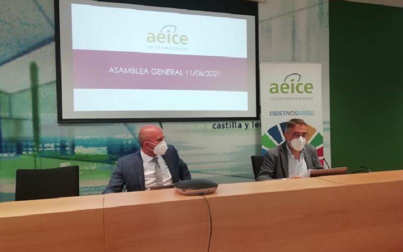 AEICE, empresas, cluster hábitat eficiente, rehabilitación.