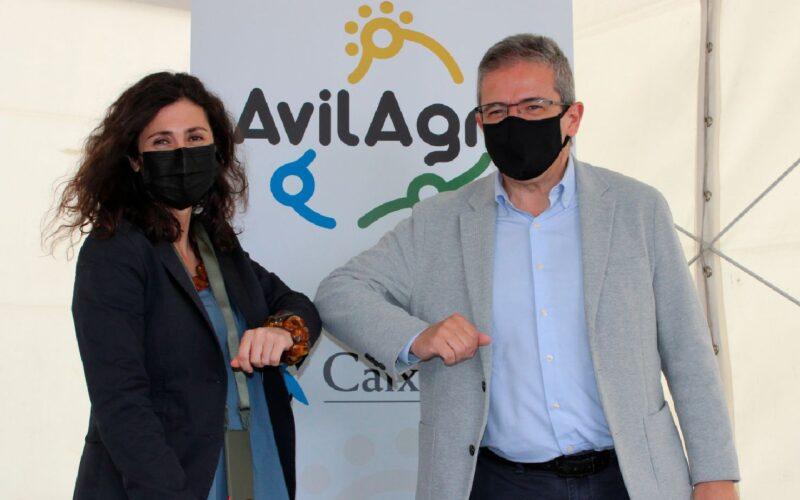 AvilaAgro, Dualiza, Bankia, CaixaBank, FP Dual, formación profesional, agro.