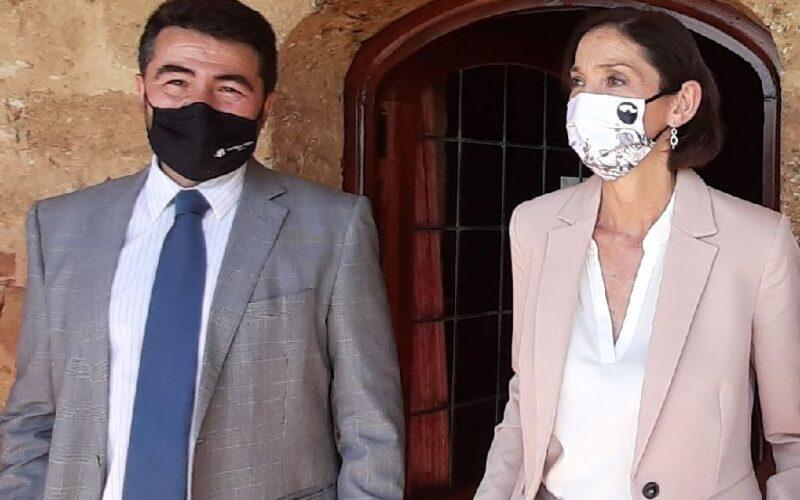 Castilla Termal Hoteles, inversión, Reyes Maroto, empresas, sostenibilidad.