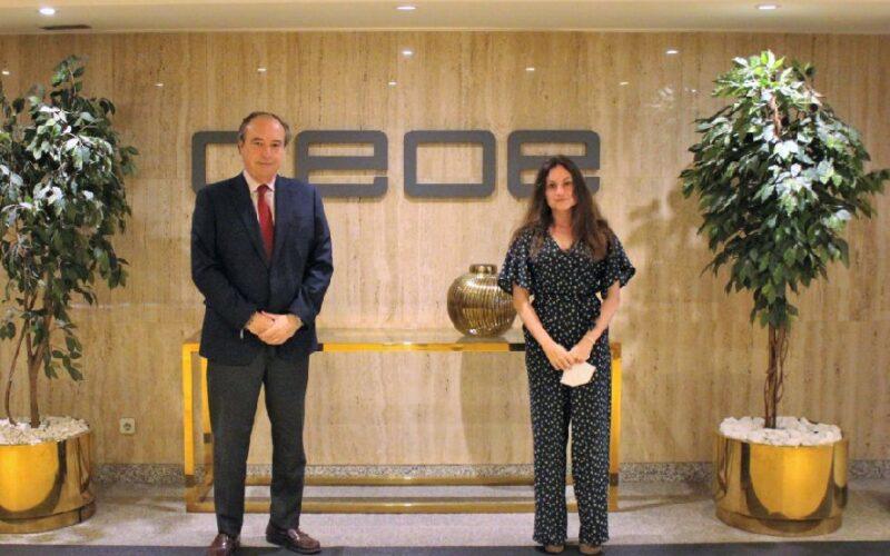 CEOE, Consejo General Economistas, Fondos Next Generation, convenio.