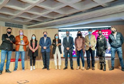 Fundación Caja de Burgos Premios CECA empresas sistema financiero