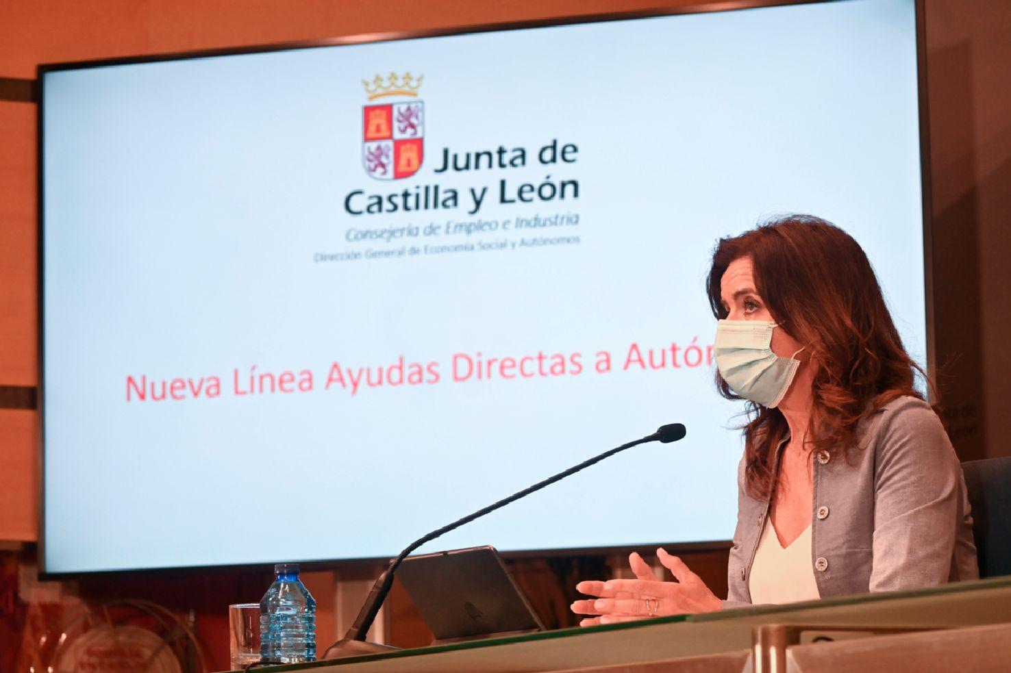 Ana Carlota Amigo, Empleo e Industria, ayudas, autónomo, hostelería ocio empresa