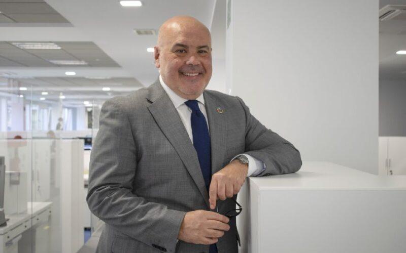 José Vicente Berlinga, presidente de Enusa. Empresas, nuclear.