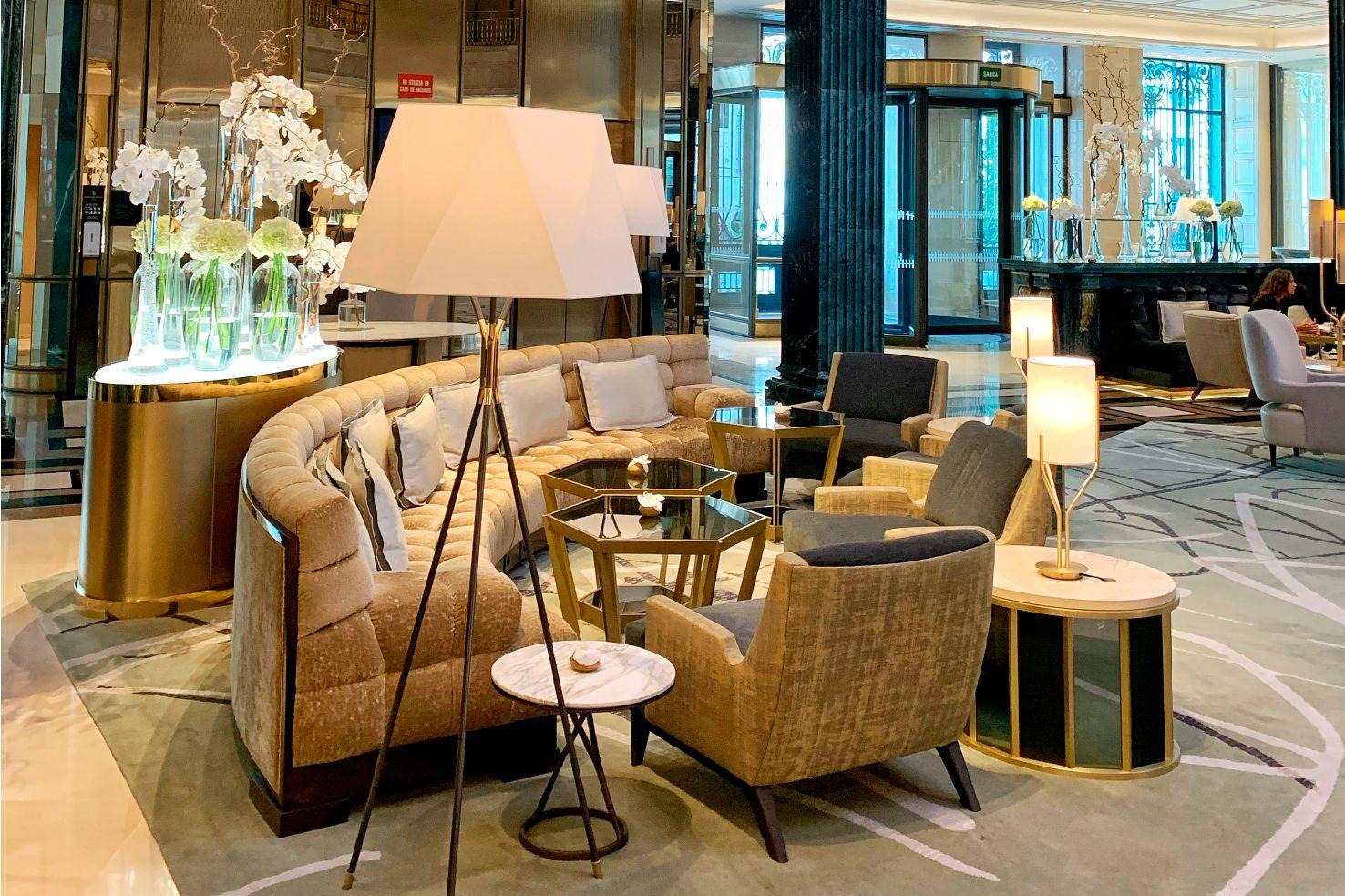 Four Seasons de Madrid, hotel, lujo, hostelería, turismo, calidad, viaje,.