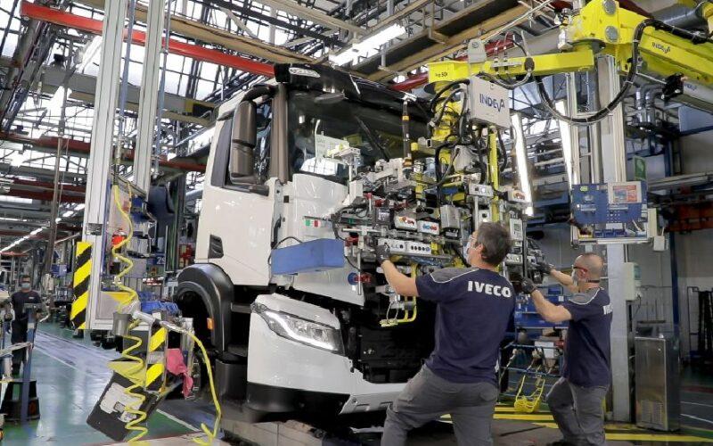 Iveco, empresas, movilidad sostenible.