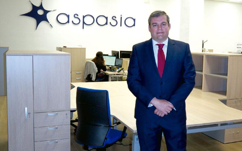 Lorenzo Alonso Nistal, Grupo Aspasia, Ibecon, formación, empresa, empleo.