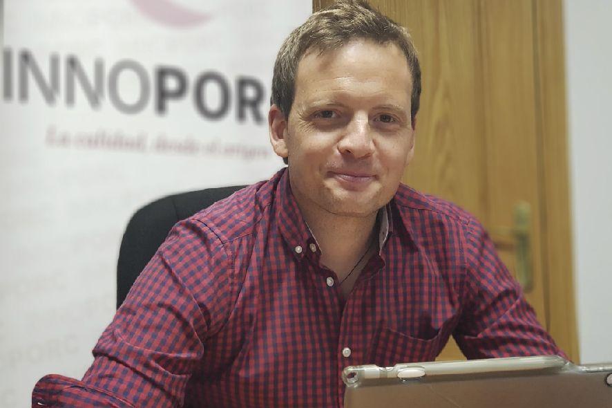 Miguel Antona, director general de Innoporc. Empresas, porcino, agroalimentación