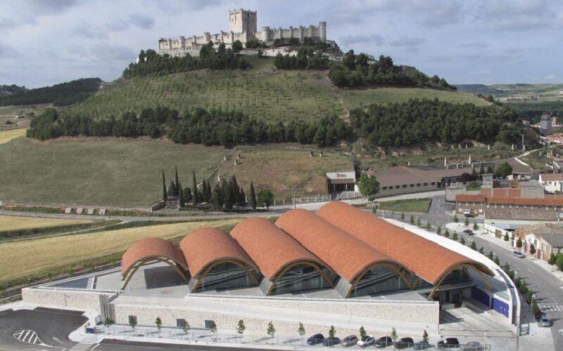 Bodegas Protos, vinos, Ribera del Duero, empresas, enoturismo.