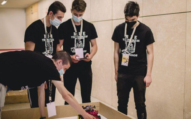 Asti Robotics Challenge, empresas, innovación, robótica, emprendimiento.