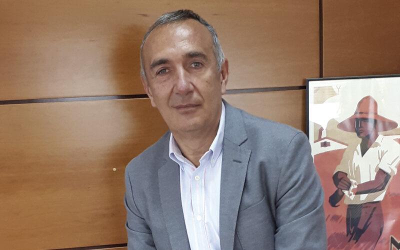Antonio Vigil, director general territorial de Mapfre Centro (Castilla y León).