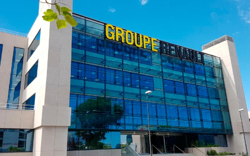 Renault España resultados empresas facturación beneficio Castilla y León