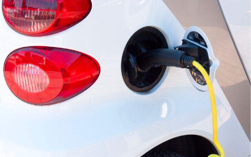 recarga de vehiculos electricos.
