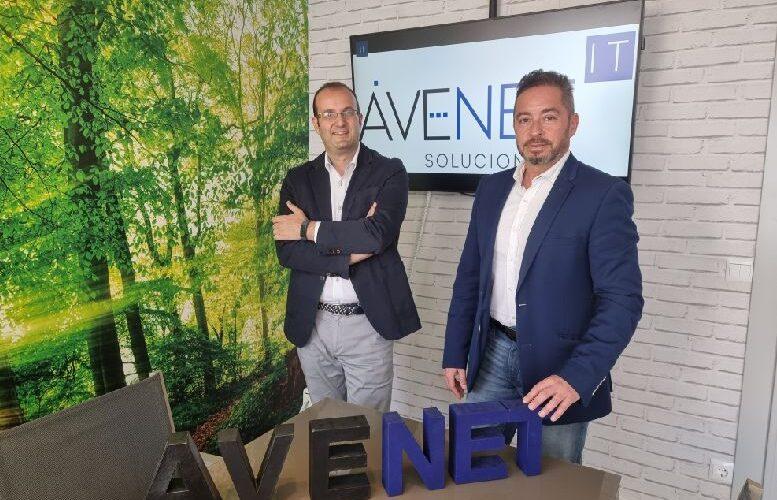 Francisco Peinado y Vicente González, responsables de Preventa y de Desarrollo de Negocio de Avenet