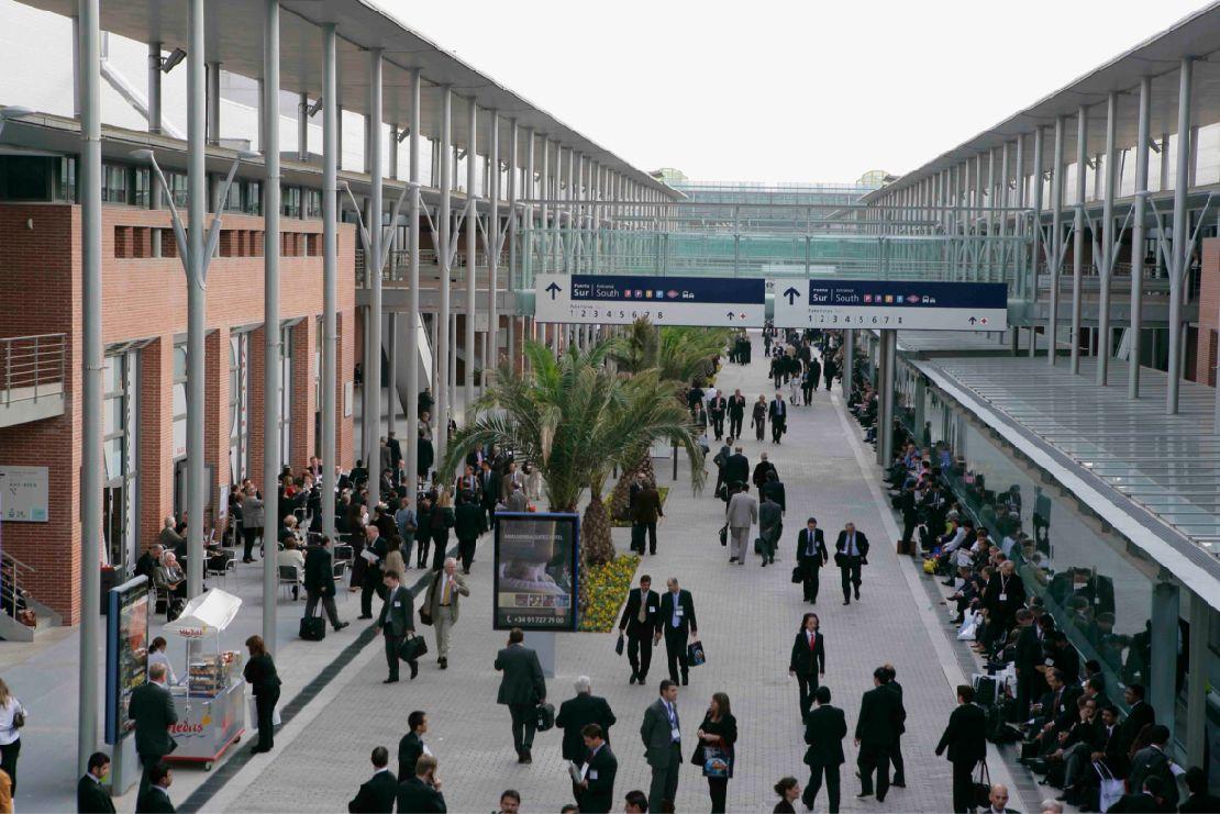 instalaciones de Ifema Madrid.