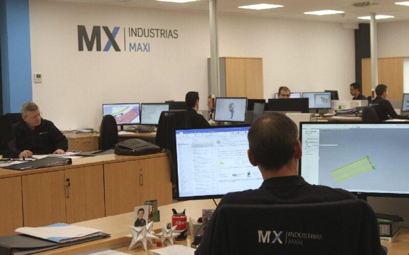 instalaciones de industrias maxi